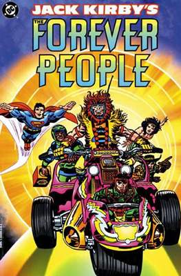 Jack Kirby's The Forever People