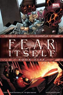 Fear Itself (Comic-Book) #5