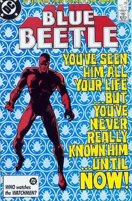 Blue Beetle Vol. 1 #8