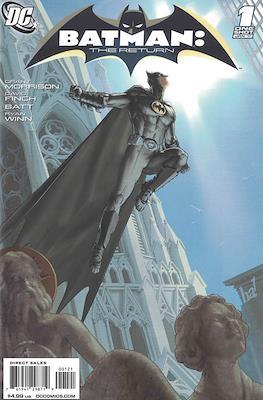 Batman: The Return (2010 Variant Cover)