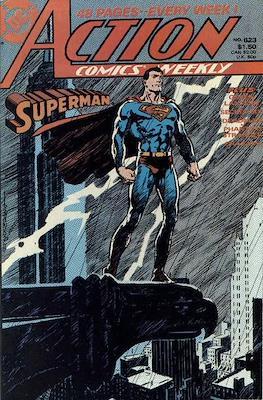 Action Comics Vol. 1 (1938-2011; 2016-) (Comic Book) #623