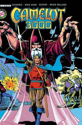 Camelot 3000 (Broché) #1