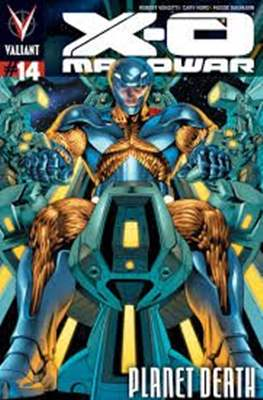 X-O Manowar (2012) (Comic-Book) #14