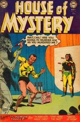 The House of Mystery (Comic Book) #26