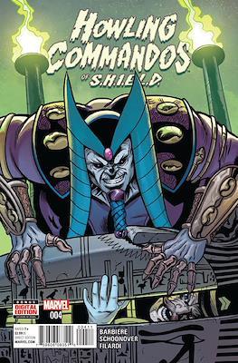 Howling Commandos of S.H.I.E.L.D. (Comic-book) #4