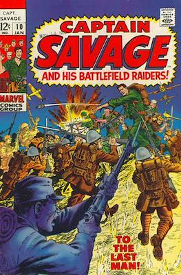 Capt. Savage and his Leatherneck Raiders #10