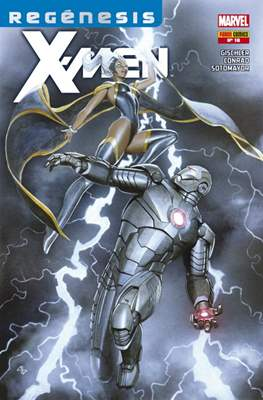 X-Men Vol. 4 / X-Men presenta (2011-2016) (Grapa 24 pp) #16