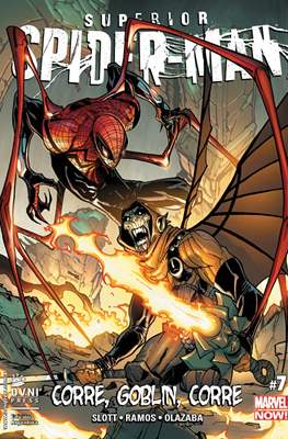 Superior Spider-man. Marvel Now! (Rústica) #7