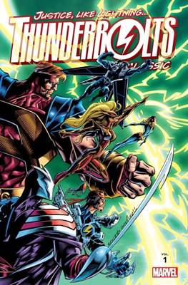 Thunderbolts Classic (Softcover) #1