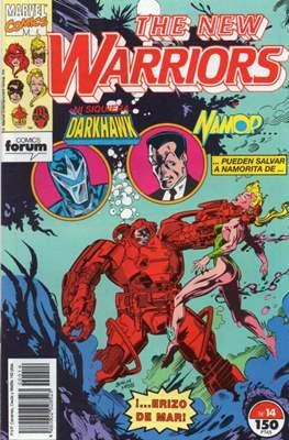 The New Warriors (Comic-Book) #14