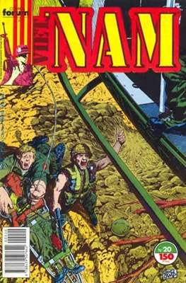 Vietnam (Grapa/Rústica. 17x26. 24/32/48 páginas. Color (1988-1991)) #20