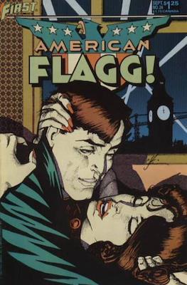 American Flagg! (Comic book) #24