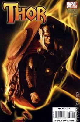 Thor / Journey into Mystery Vol. 3 (2007-2013) (Comic-Book) #602