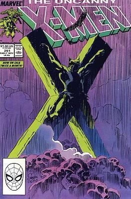 The Uncanny X-Men (1963-2011) (Comic-Book) #251