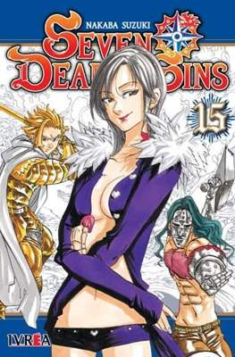 Seven Deadly Sins #15