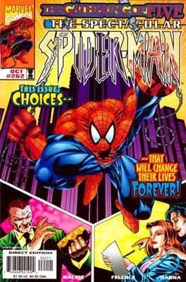 The Spectacular Spider-Man Vol. 1 (Comic Book) #262