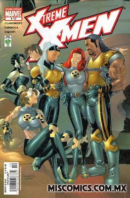 X-Treme X-Men (Grapa) #10