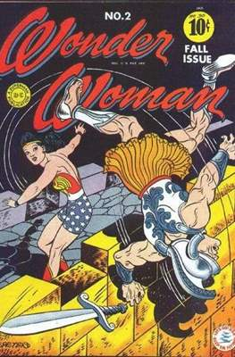 Wonder Woman Vol. 1 (1942-1986; 2020-) #2