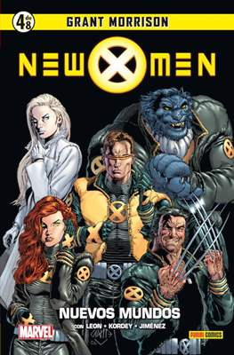 Coleccionable New X-Men (Cartoné) #4