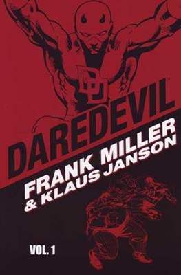Daredevil by Frank Miller & Klaus Janson (Softcover 336 pp) #1