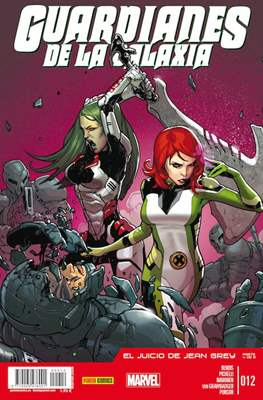 Guardianes de la Galaxia (2013-) (Grapa) #12