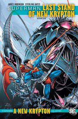 Superman: Last Stand of New Krypton (Hardcover) #1