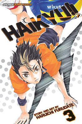 Haikyu!! (Paperback) #3