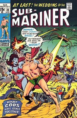 Sub-Mariner Vol. 1 #36
