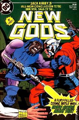 New Gods Vol. 2 (Grapa.) #6