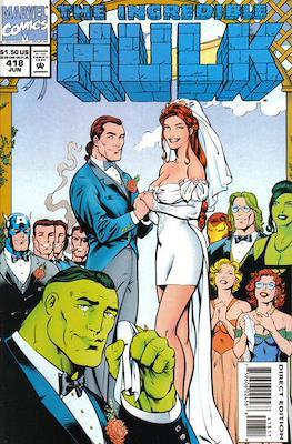 The Incredible Hulk Vol.1 (Saddle-stitched. 1962-1999) #418