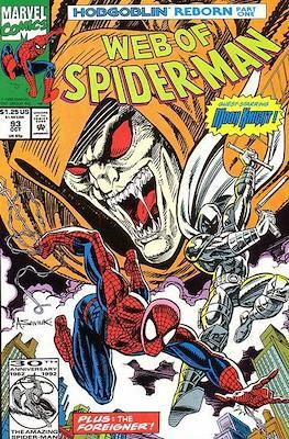 Web of Spider-Man Vol. 1 (1985-1995) (Comic-book) #93