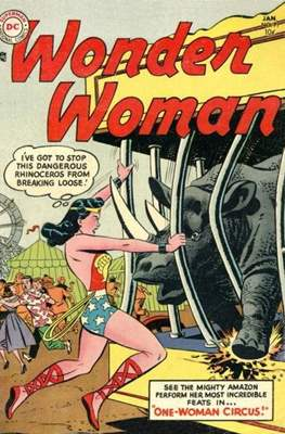 Wonder Woman Vol.1 (1942-1986; 2020-) (Comic Book) #71