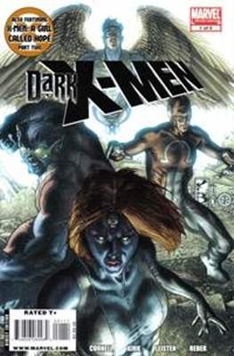 Dark X-Men (Comic Book) #1