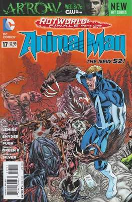 Animal Man vol. 2 (2011-2014) (Comic-book) #17