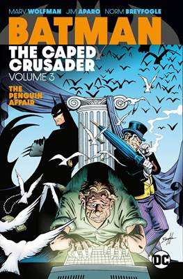 Batman: The Caped Crusader (Softcover 320-328 pp) #3