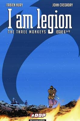 I Am Legion (Comic Book) #6