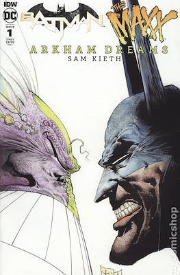 Batman / The Maxx: Arkham Dreams (Comic Book) #1