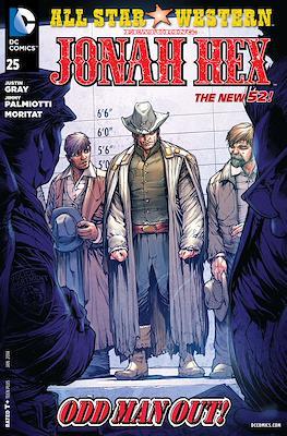 All Star Western vol. 3 (2011-2014) (Comic-book) #25