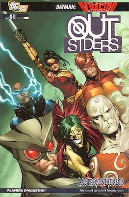 Outsiders (2010) (Rústica, 144 páginas) #1