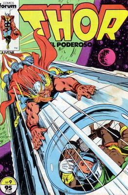 Thor, el Poderoso (1983-1987) #9