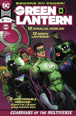 The Green Lantern Vol. 6 (2019-) #10