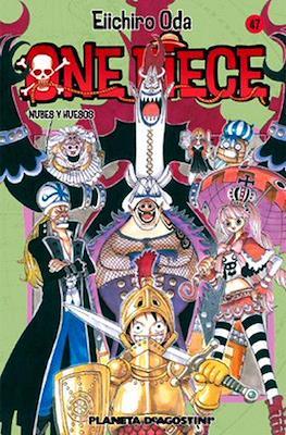 One Piece (Rústica con sobrecubierta) #47