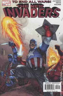 New Invaders (2004-2005) (Grapa) #2