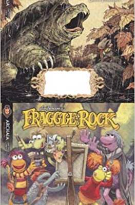 Mouse Guard / Fraggle Rock - Free Cómic Book Day