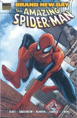 The Amazing Spider-Man: Brand New Day (Hardcover) #1