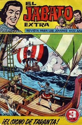 El Jabato extra (Grapa,) #22
