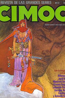 Cimoc (Grapa 60-132 pp) #27