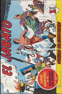 El Jabato. Super aventuras #5
