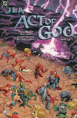 JLA: Act of God (Softcover) #1