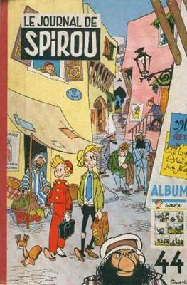 Spirou. Recueil du journal (Cartonné) #44